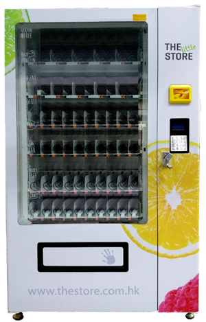 Smart vending for The Little Store